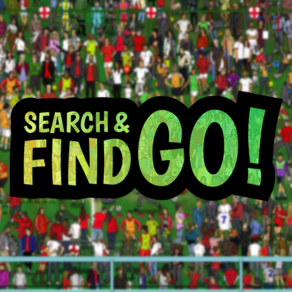 Search & Find GO is live! ⚽️
